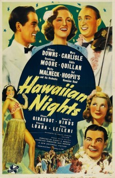 Affiche du film Hawaiian Nights