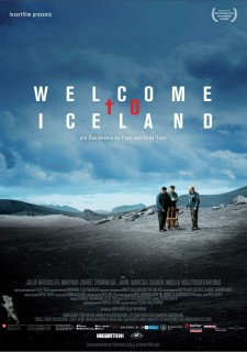 Affiche du film Welcome to Iceland