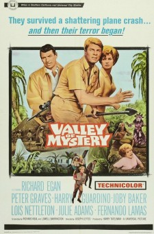 Affiche du film Valley of Mystery