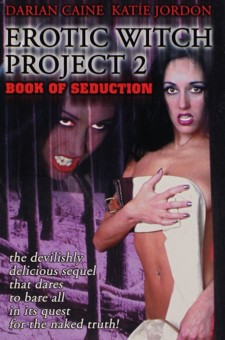 Affiche du film Erotic Witch Project 2: Book of Seduction
