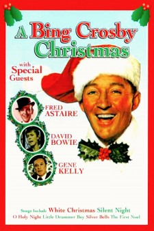 affiche du film A Bing Crosby Christmas