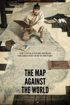 affiche du film The Map Against the World