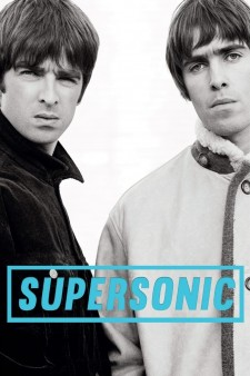 Affiche du film Supersonic - The Oasis documentary