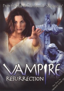 Affiche du film Vampire Resurrection