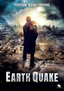 Affiche du film The Earthquake