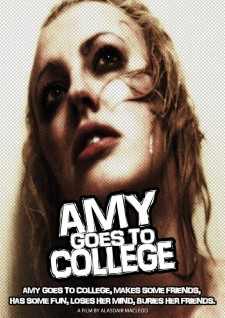 Affiche du film Amy Goes to College