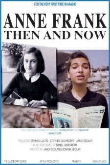 Anne Frank, Then and Now