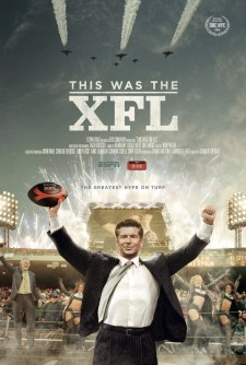 Affiche du film This Was the XFL