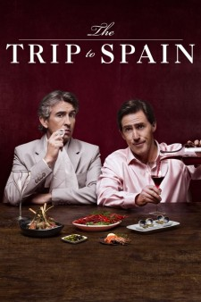 Affiche du film The Trip to Spain