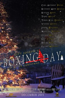 Affiche du film Boxing Day: A Day After Christmas