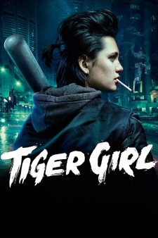 Affiche du film Tiger Girl