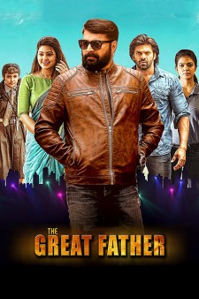 Affiche du film The Great Father