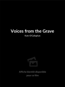 Affiche du film Voices from the Grave