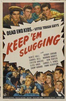 Affiche du film Keep 'em Slugging