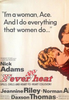 Affiche du film Fever Heat