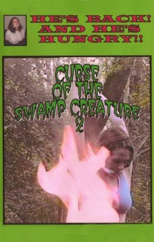 Curse of the Swamp Creature 2