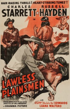 Lawless Plainsmen