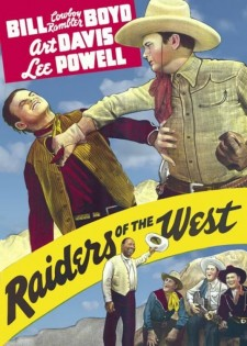 Affiche du film Raiders of the West