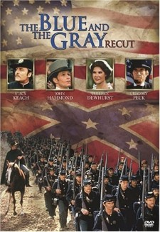 Affiche du film The Blue and the Gray