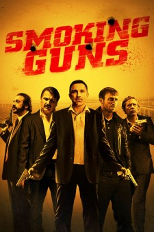 Affiche du film Smoking Guns