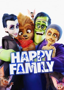 Affiche du film Happy Family