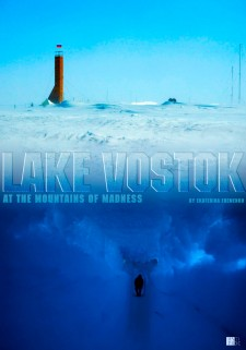 Affiche du film Lake Vostok. At the Mountains of Madness