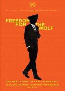 Affiche du film Freedom For The Wolf