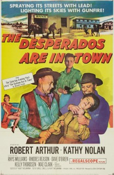Affiche du film The Desperados Are in Town