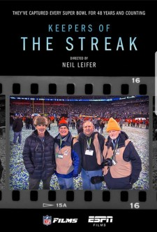 The Keepers of the Streak