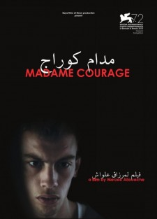 Affiche du film Madame Courage