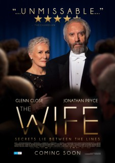 Affiche du film The Wife