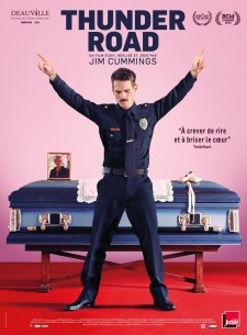 affiche du film Thunder Road