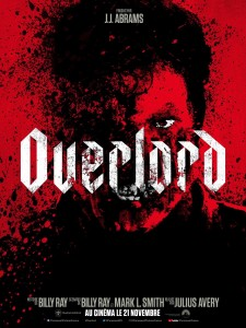 Affiche du film Overlord