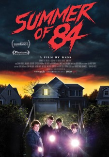 Affiche du film Summer of 84