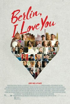 Affiche du film Berlin, I Love You