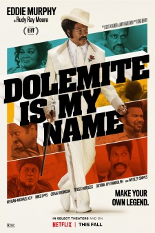 Affiche du film Dolemite Is My Name
