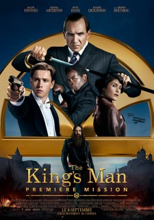 Affiche du film The King's Man : Première Mission