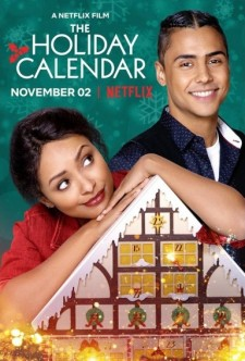 Affiche du film The Holiday Calendar