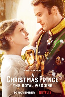 Affiche du film A Christmas Prince : The Royal Wedding