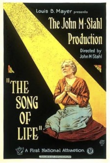 affiche du film The Song of Life