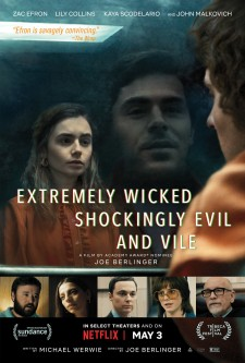 Affiche du film Extremely Wicked, Shockingly Evil and Vile