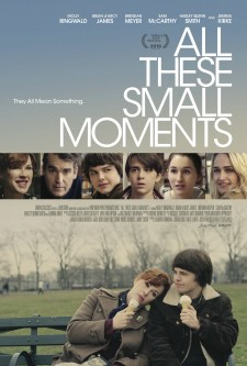 Affiche du film All These Small Moments
