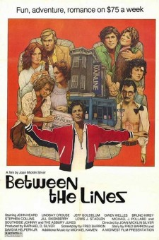 Affiche du film Between the Lines