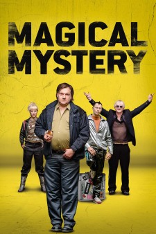 Affiche du film Magical Mystery