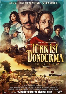 Affiche du film Turkish Ice Cream