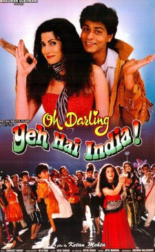 Affiche du film Oh Darling! Yeh Hai India!