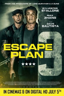 Affiche du film Escape Plan: The Extractors