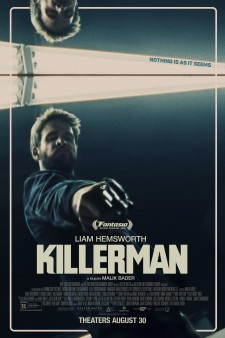 Affiche du film Killerman
