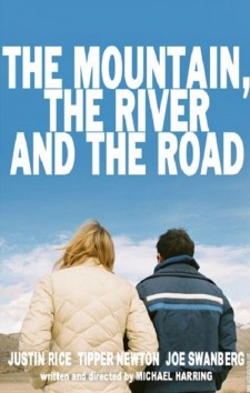Affiche du film The Mountain, the River and the Road