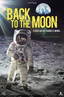 Affiche du film Back to the Moon